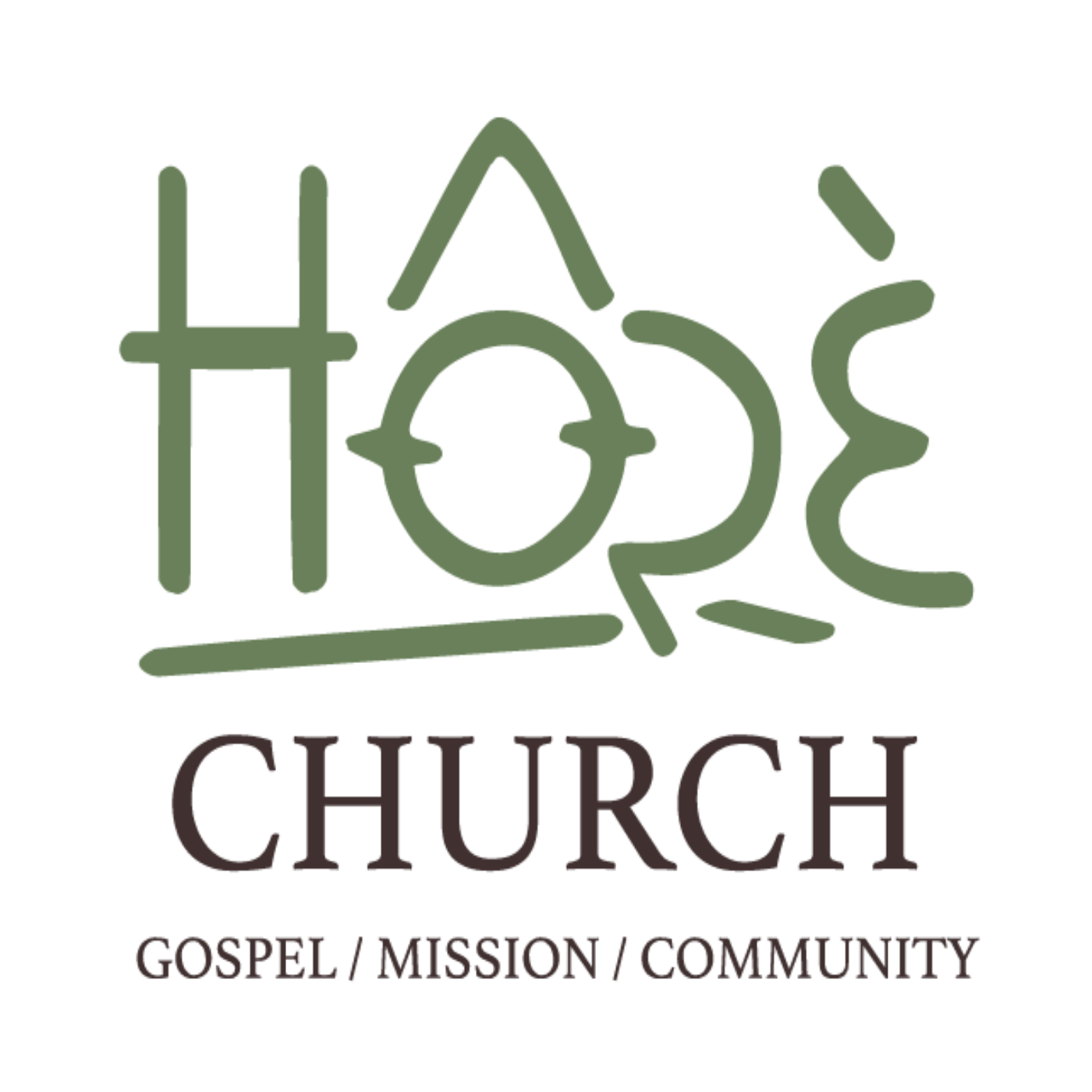 Sermons -  Hope Church of Knoxville
