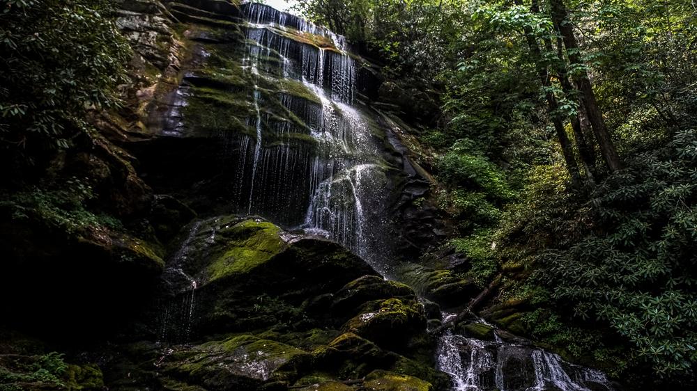 Upper Catawba Falls, NC