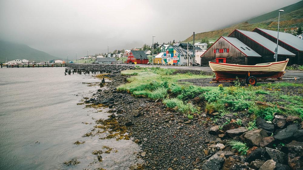 Siglufjörður, Icleand