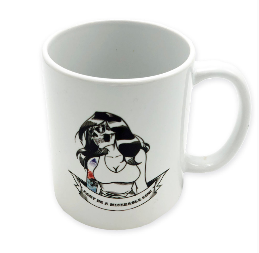 Don't Be a Miserable Cow - BABE Mug