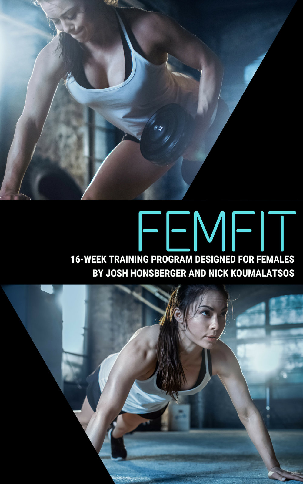 FEMFIT 16 Week Female Training Program  - Available for PRE-SALE