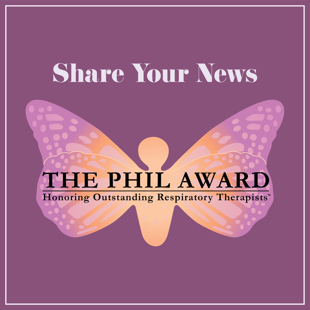 Share news about your hospital and/or PHIL Award recipients.