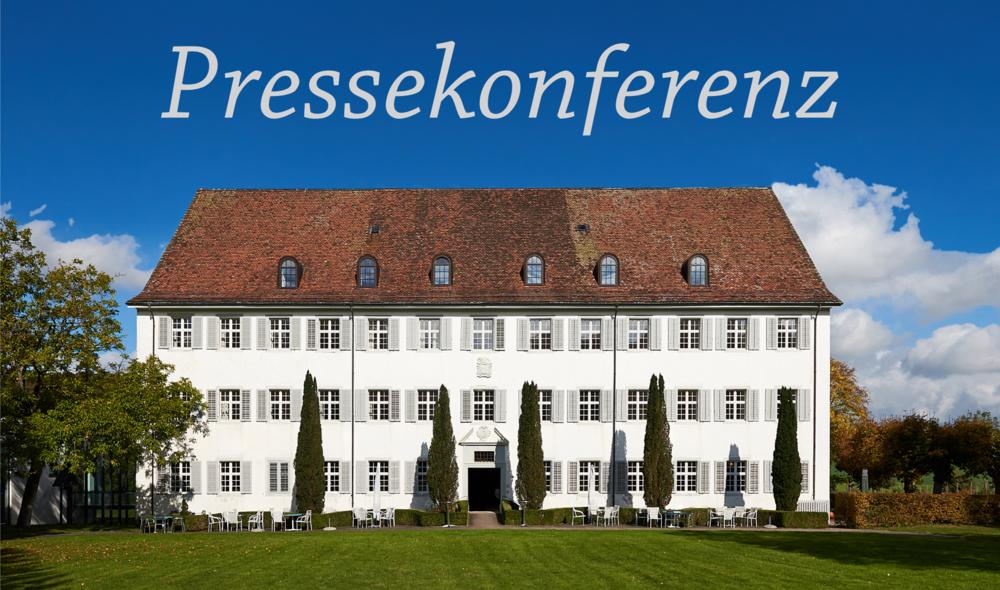 Pressekonferenz Klosterhotel Kreuz