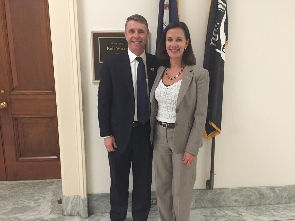 Congressman Rob Wittman (R-VA)
