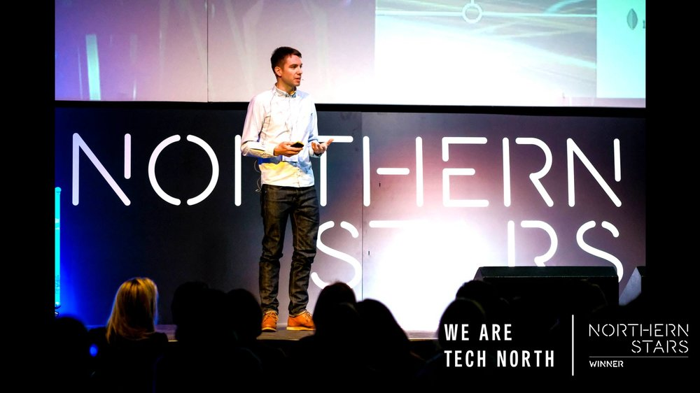Peak was chosen as one of the 'top tech start-ups in the UK' by winning Tech North's Northern Stars competition in 2015