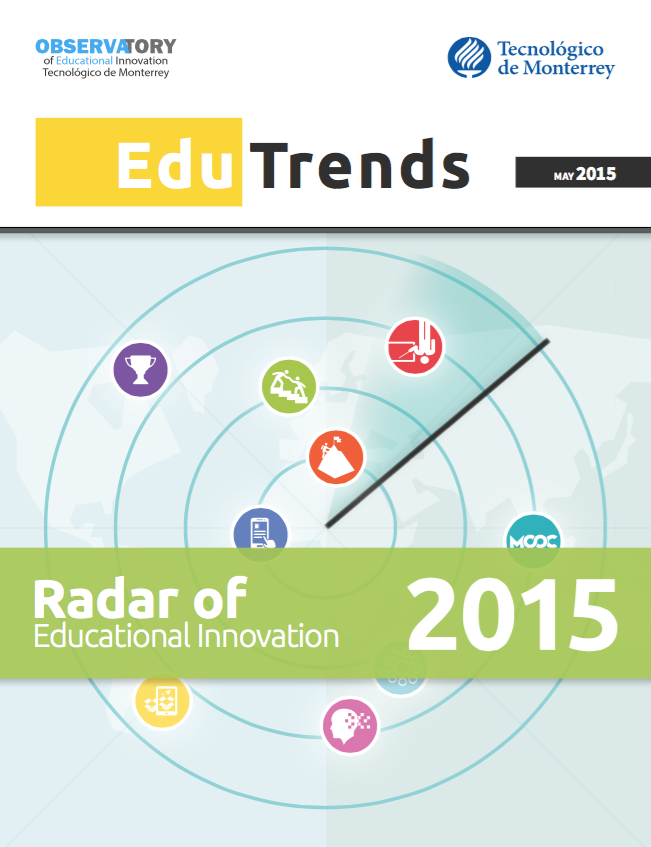 EdTech Radar 2015 Cover