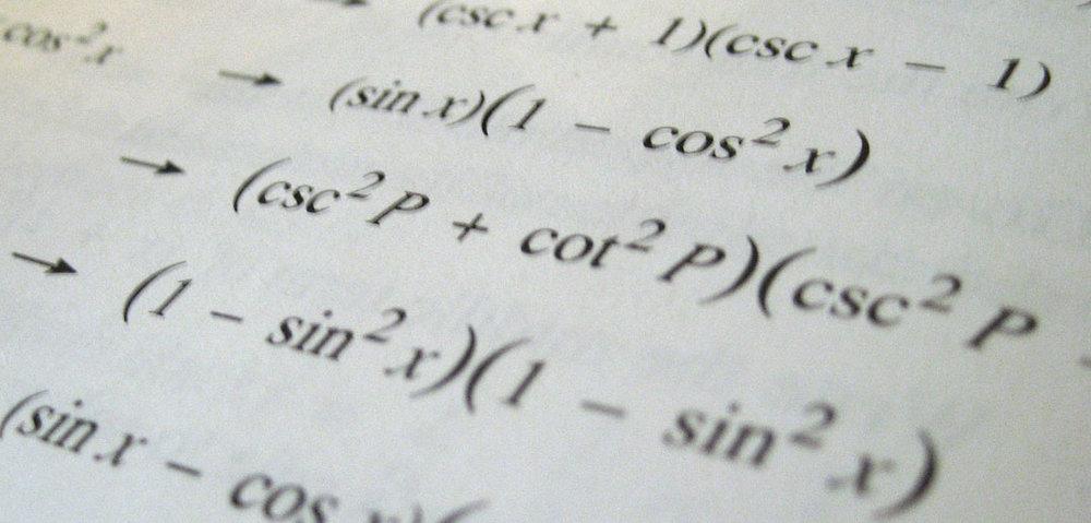 Math by Jeremy Mikkola