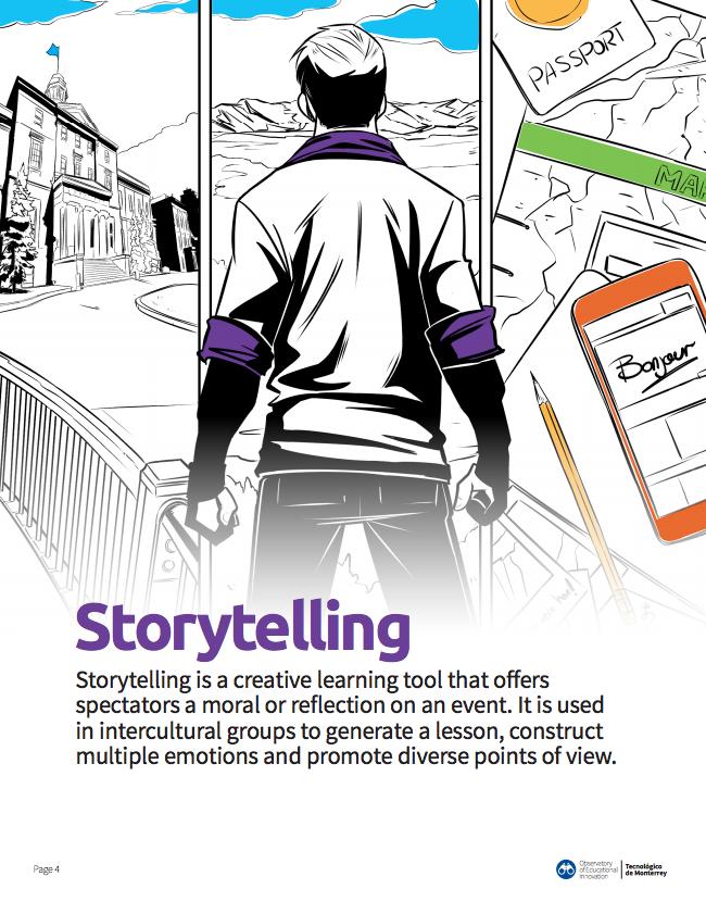 Storytelling definition