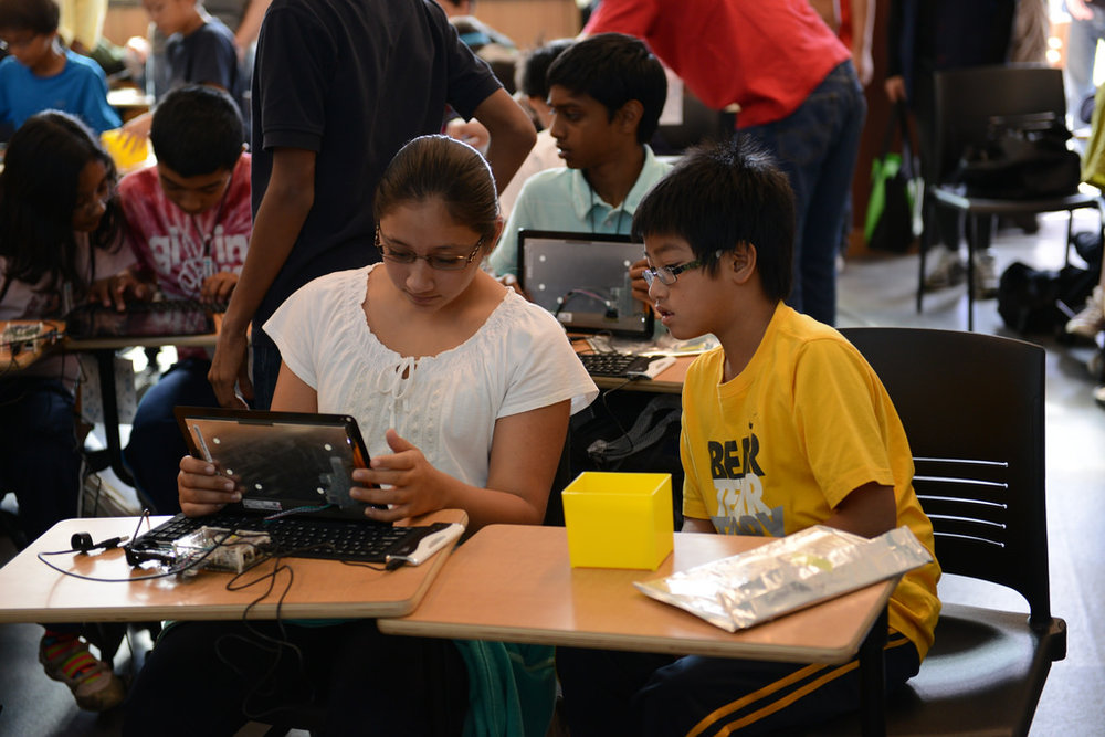 The American Library Association to implement coding programs in libraries all over the U.S. -