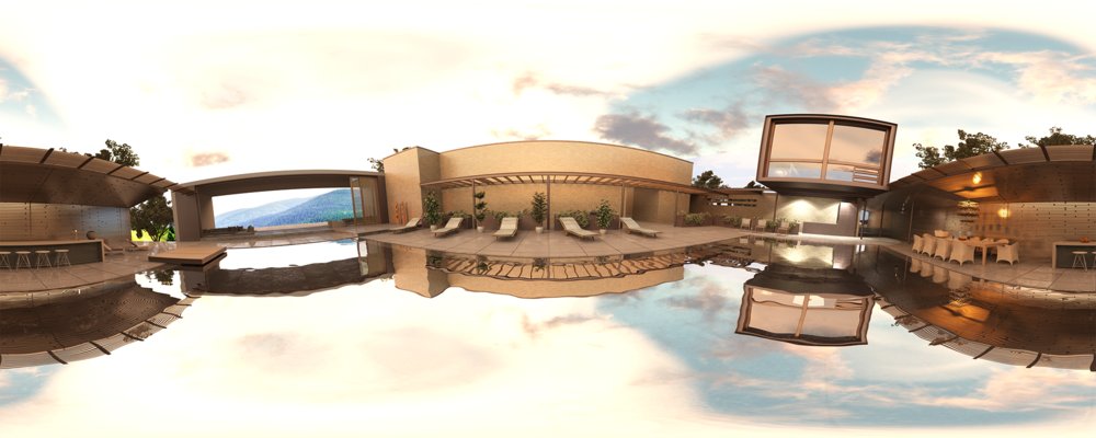 There are many educational projects where the use of virtual reality technologies is the basis of new educational dynamics. However, there does not seem to be a clear validation in architecture and design. -