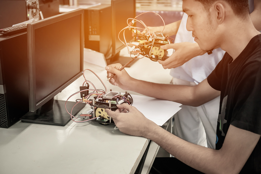 Research identifies five talent gaps in the teaching and learning of Math, Technology, Science, and Engineering; there is a lack in the instruction of skills, misconceptions and little promotion of STEM education. - Photo: bigstock.com