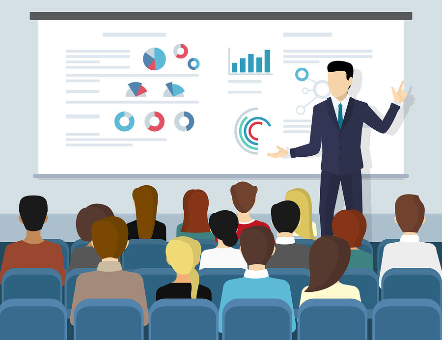 University students think that the use of infographics would enhance transmission of educational content in presentations, tasks, exams and manuals, according to a study. - Photo: Bigstock