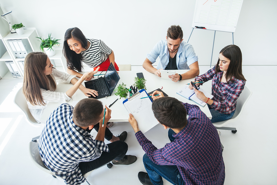 For business and entrepreneurship classes, the case method is an excellent learning tool. In this article, you will learn about a four-step strategy for the implementation of multimedia and live cases as learning resources. - Photo: Bigstock