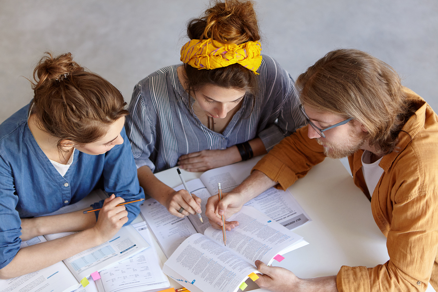 Research is a means through which we can improve English language proficiency in our students. - Photo: Bigstock