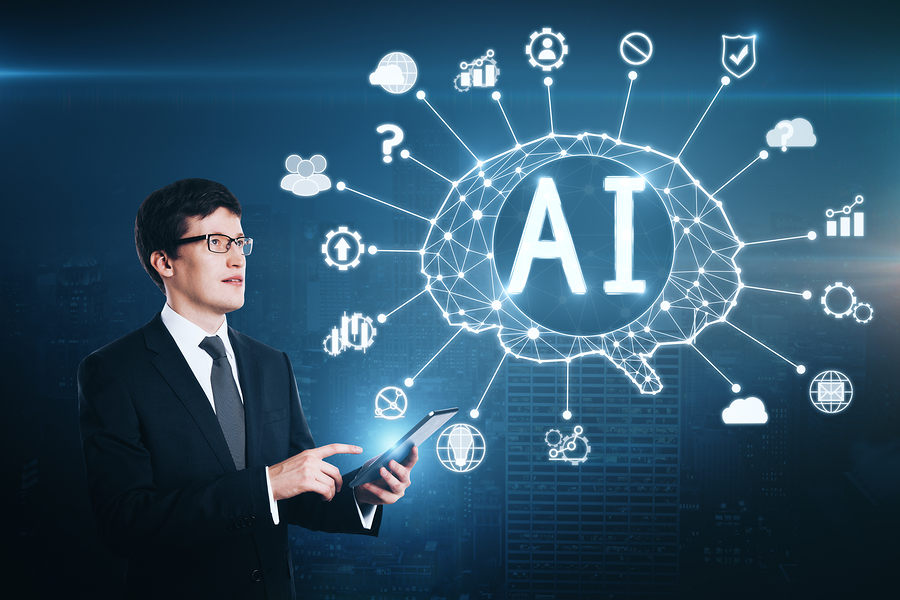 The objective of the course is to explain the characteristics and potential of Machine Learning and Deep Learning as business solutions. Also, help company leaders and entrepreneurs to generate AI strategies. - Image: Bigstock.