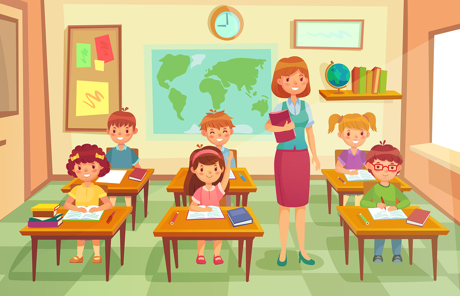 A meta-analysis of 127 studies carried out by Campbell Collaboration seeks to discover the effects of class size and its relation to academic performance. - Photo: Bigstock