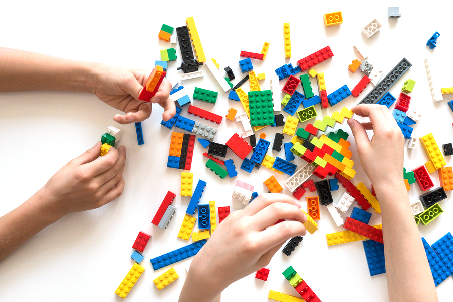 Legos are the game changer for innovative education. - Photo: Bigstock.