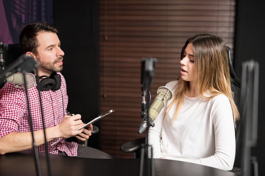 Podcasts have a lot to offer to teachers looking for new strategies to keep students engaged. - Photo: Bigstock