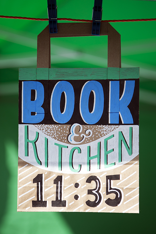 Book & Kitchen