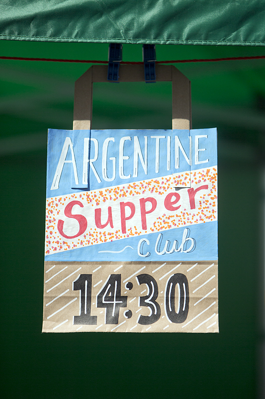 Argentine Supper Club