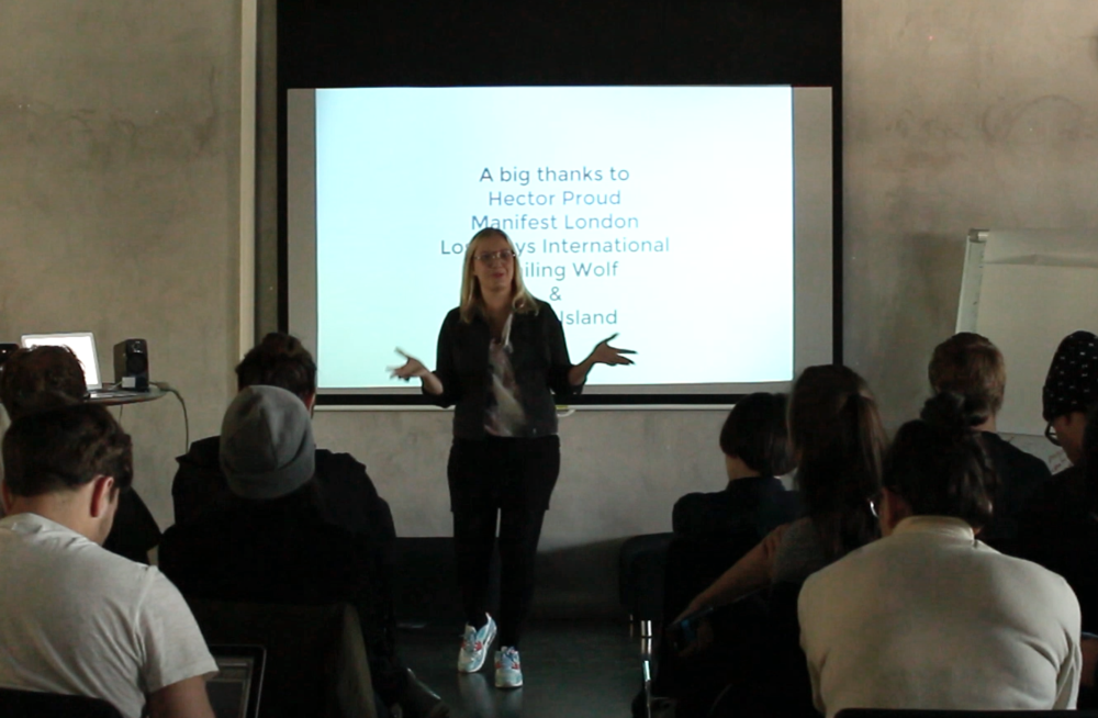 HYPER ISLAND PERSONAL BRANDING GUEST LECTURES STOCKHOLM, 2015