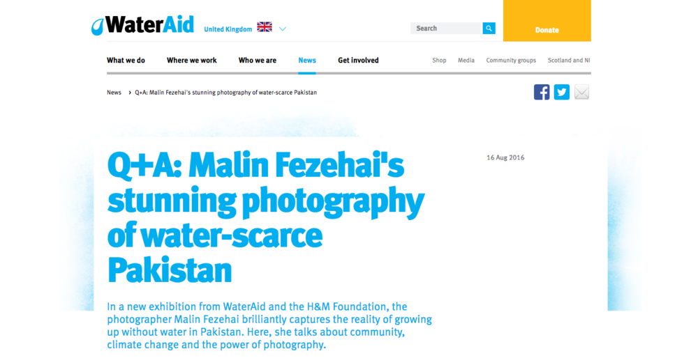 Q&A with Malin Fezehai http://www.wateraid.org/uk/news/news/photographer-malin-fezehai-introduces-her-stunning-new-shots-for-wateraid