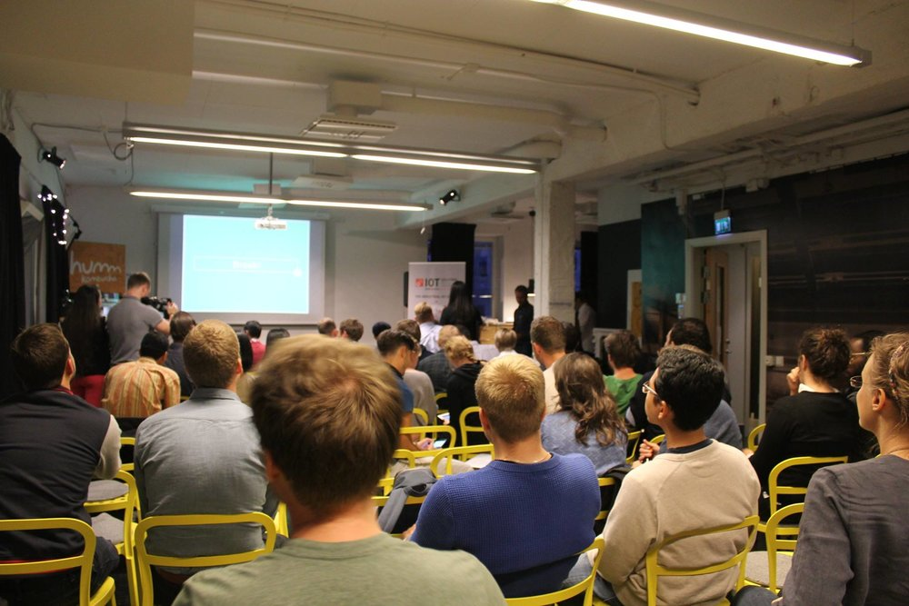 Photo Credit: Stockholm Startup Weekend