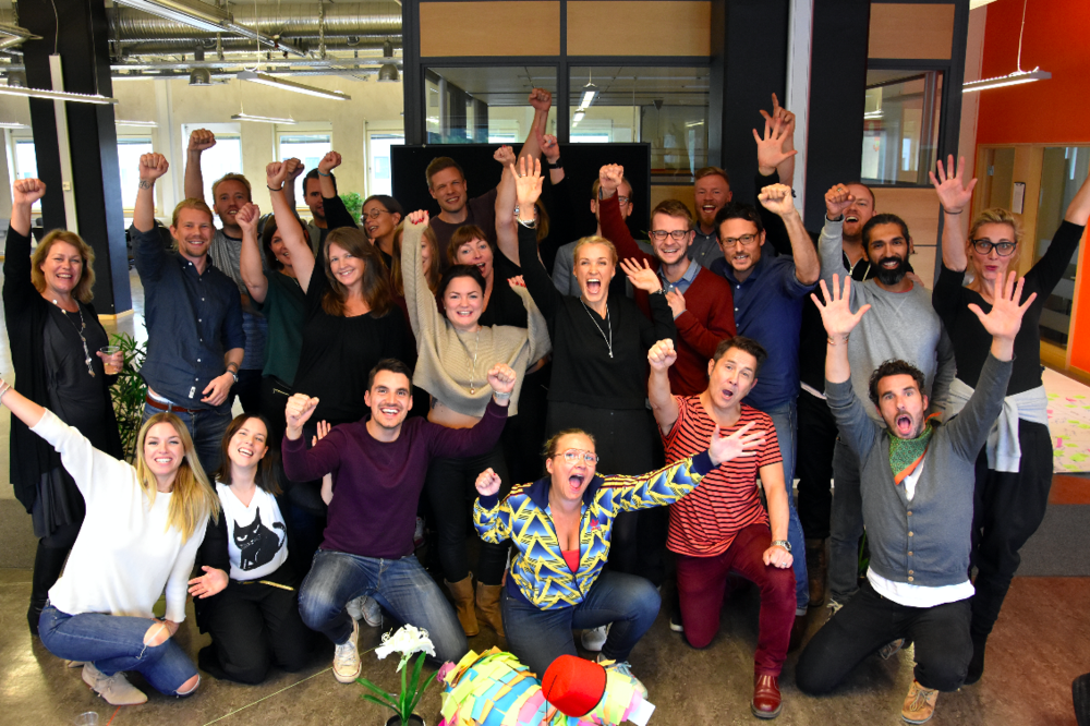 HYPER ISLAND MA PROGRAMME MANAGER, MA DIGITAL MANAGEMENT, STOCKHOLM, 2015–PRESENT
