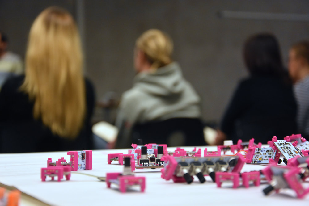littleBits workshop