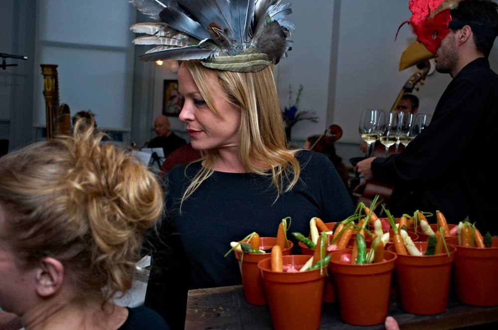 FOOD & MUSIC EVENT   EATING SOUND   THE TRUSCOTT ARMS, LONDON, 2014 > FEATURED IN THE RESIDENT <