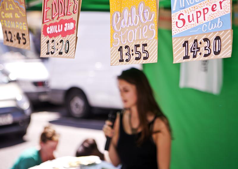 FOOD & STORYTELLING EVENT   FOOD STORIES   INTRANSIT FESTIVAL OF ARTS, LONDON 2014