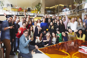 MA PROGRAMMING / EVENT COLLAB  HYPER ISLAND X STARTUP WEEKEND  LONDON, 2016