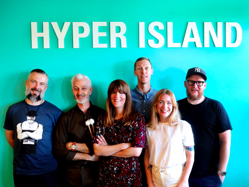 INNOVATION (6 DAY COURSE)  HYPER ISLAND MA DIGITAL MANAGEMENT  MA PROGRAMMING 2015-2018