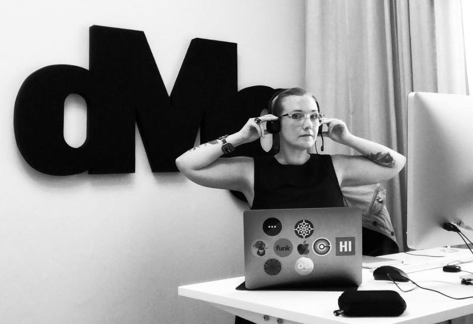 COMMUNICATION ONLINE COURSE DESIGN  MUSIC BUSINESS DEV YH  DMG EDUCATION, AUTUMN 2018