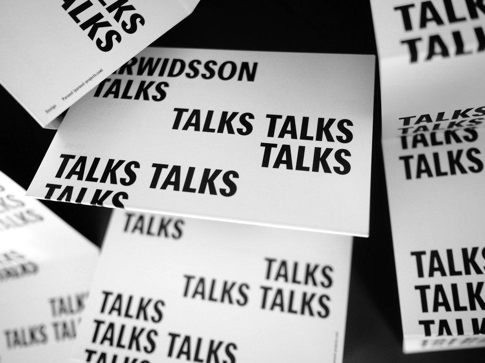 Arwidsson Talks 2018
