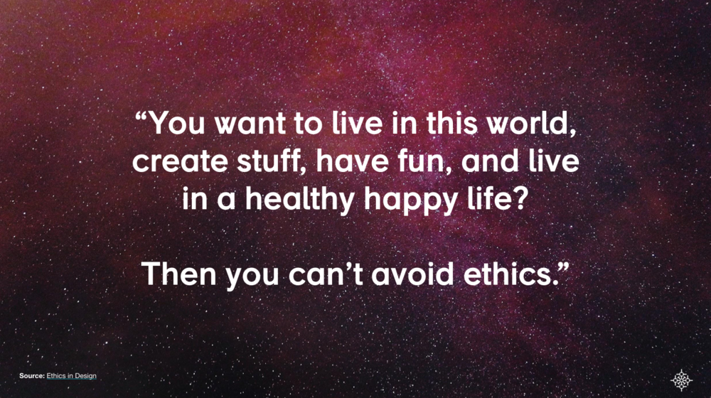 Source:  Ethics in Design  Image © Studio Theolin 2018