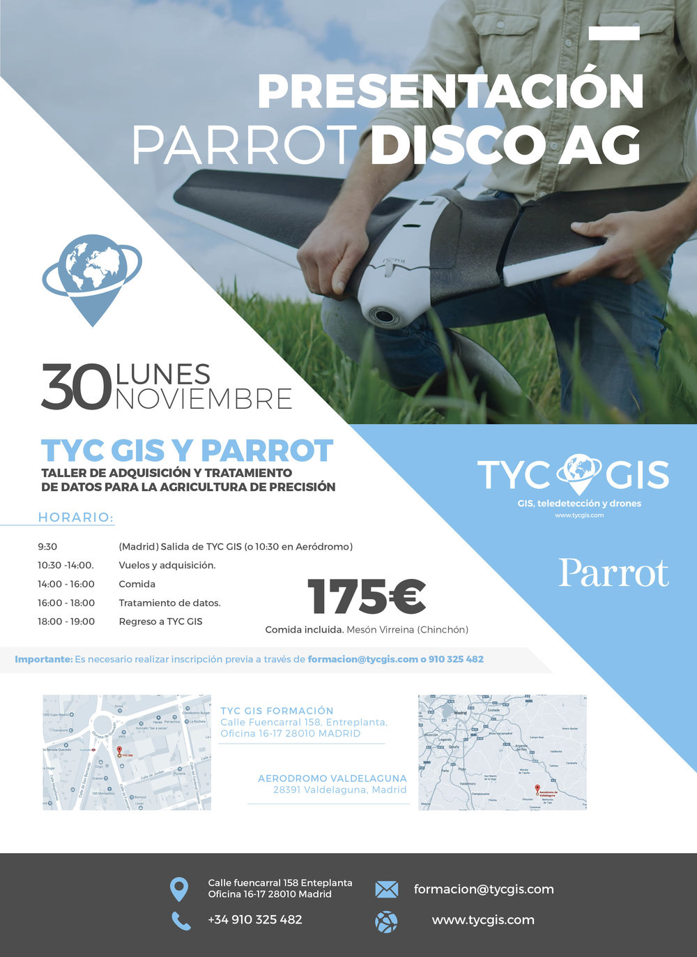 presentacion de parrot españa tyc gis .jpg