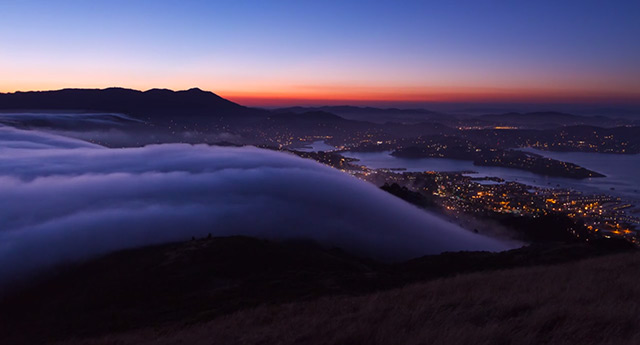 San Francisco Bay Area; by Simon Christen