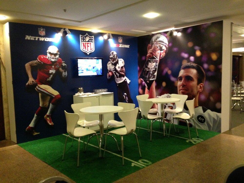 NFL at Sportel Rio 13