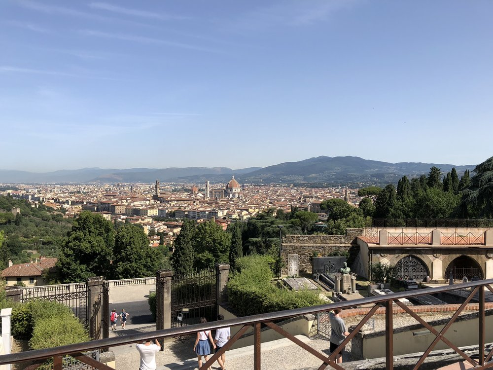Scenic Florence