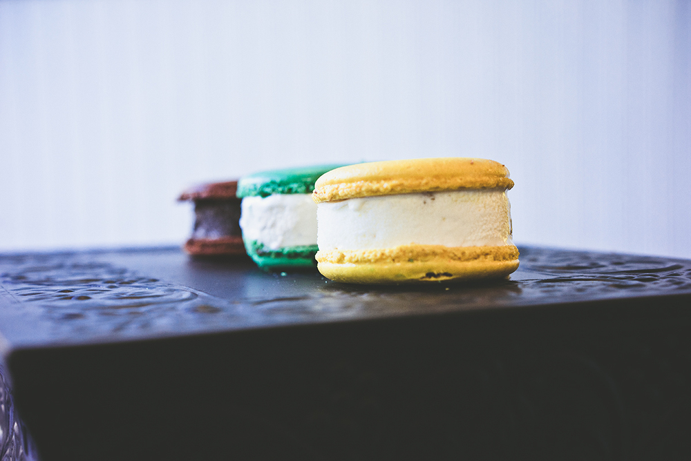 Nice Cream Sandwiches