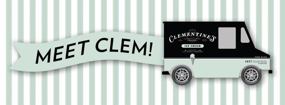 Clementine the truck