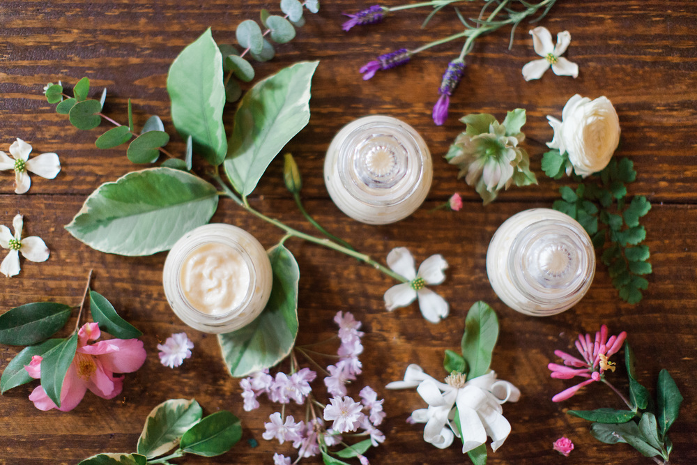 In Honor of Design DIY Body Butter featured on In Fine Feather Blog