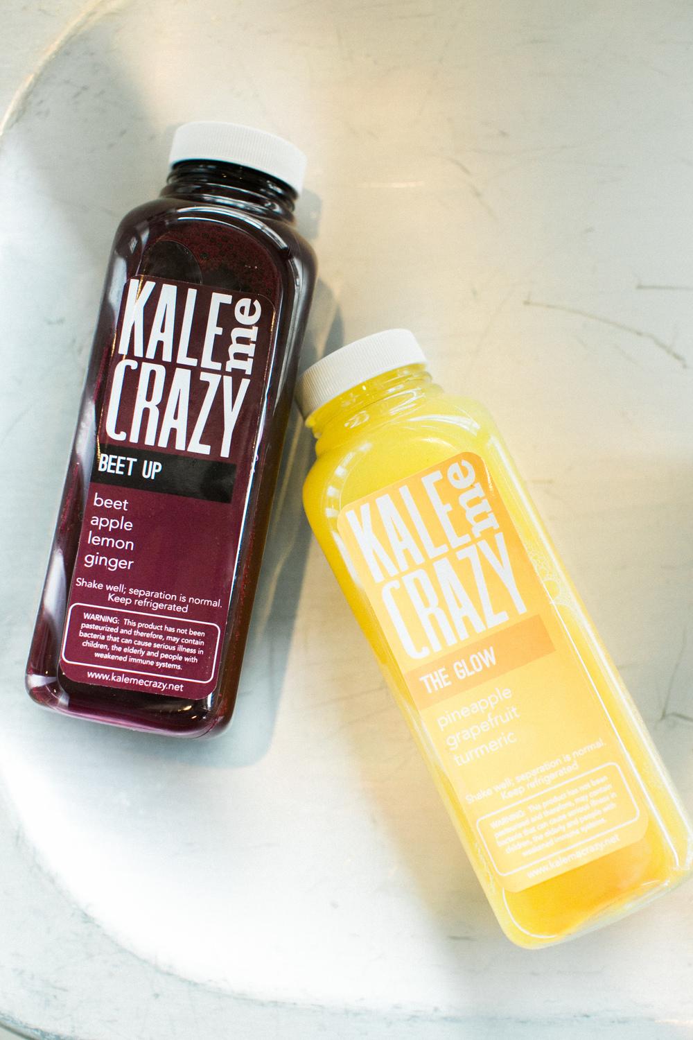 Kale Me Crazy Atlanta on In Fine Feather Blog