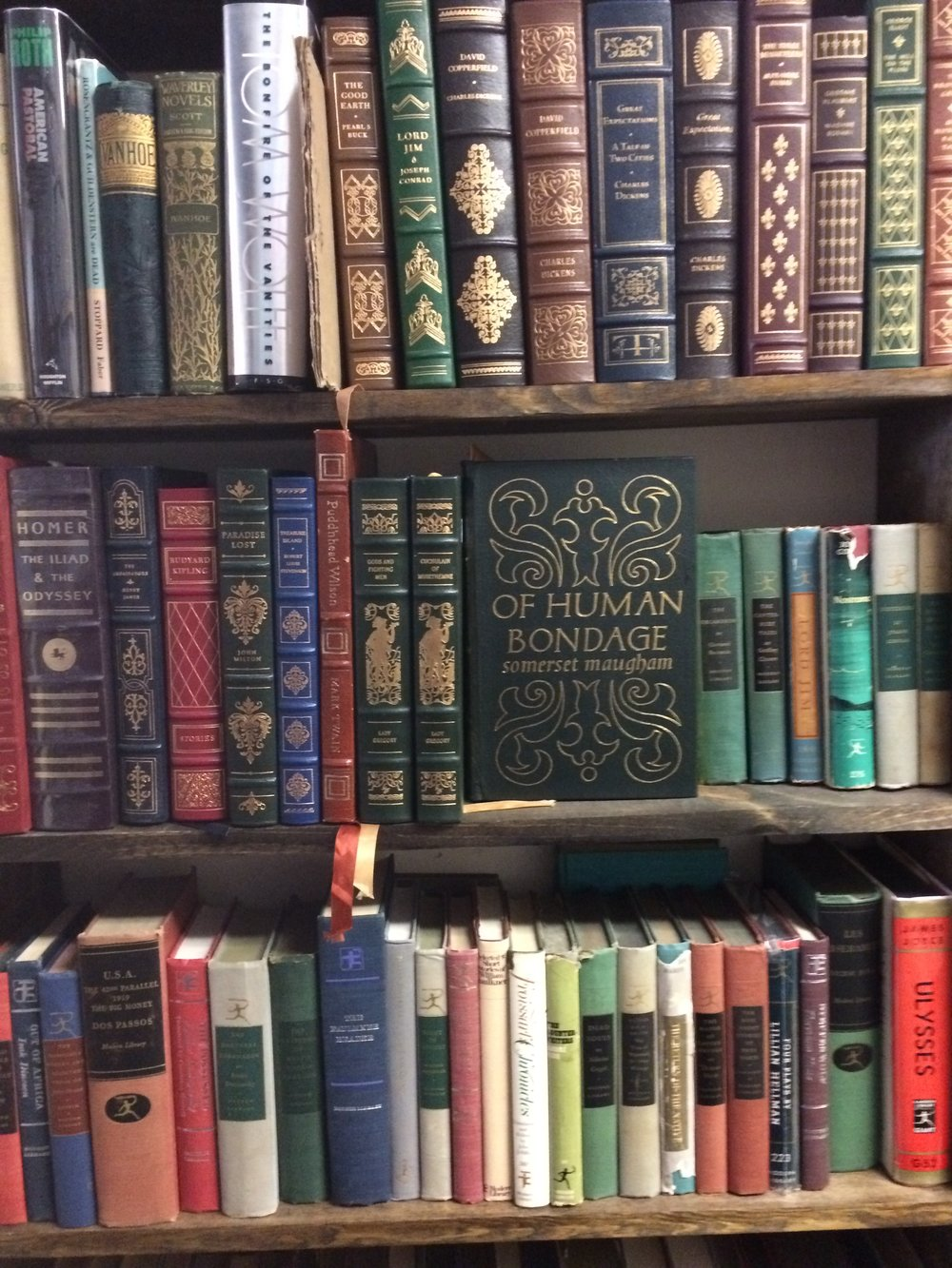 Westside Stories collection of  Franklin Library, Easton Press and Modern Library