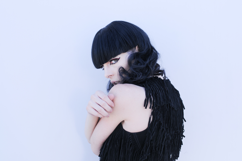 Shu Uemura stylist Erika Shear