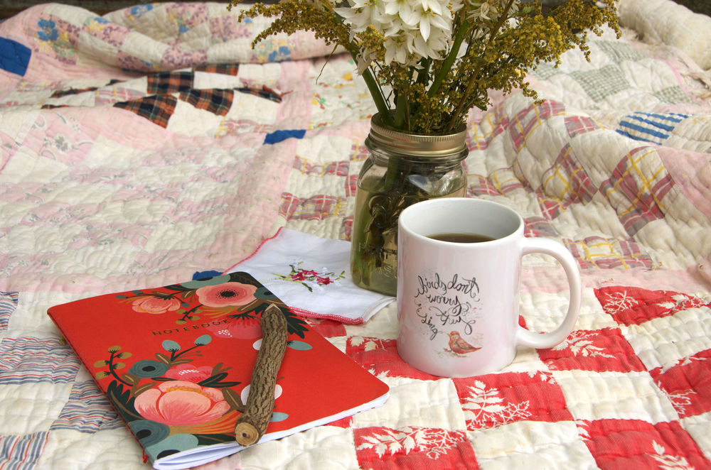 Red Birds Coffee Mug