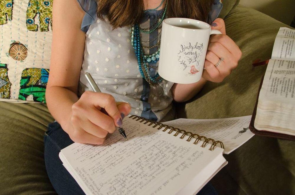 Journal and Mug