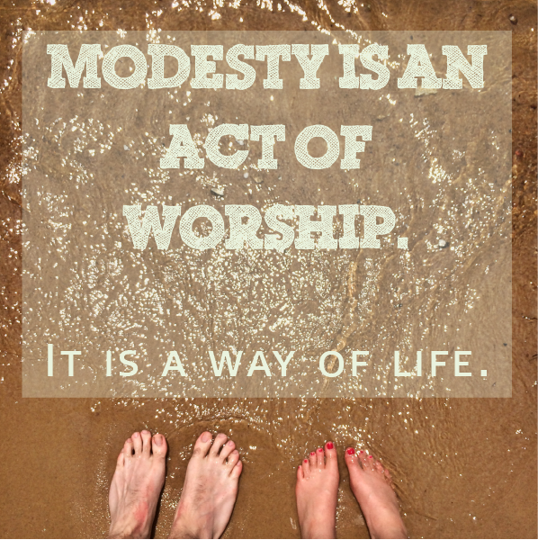 Modesty is Worship