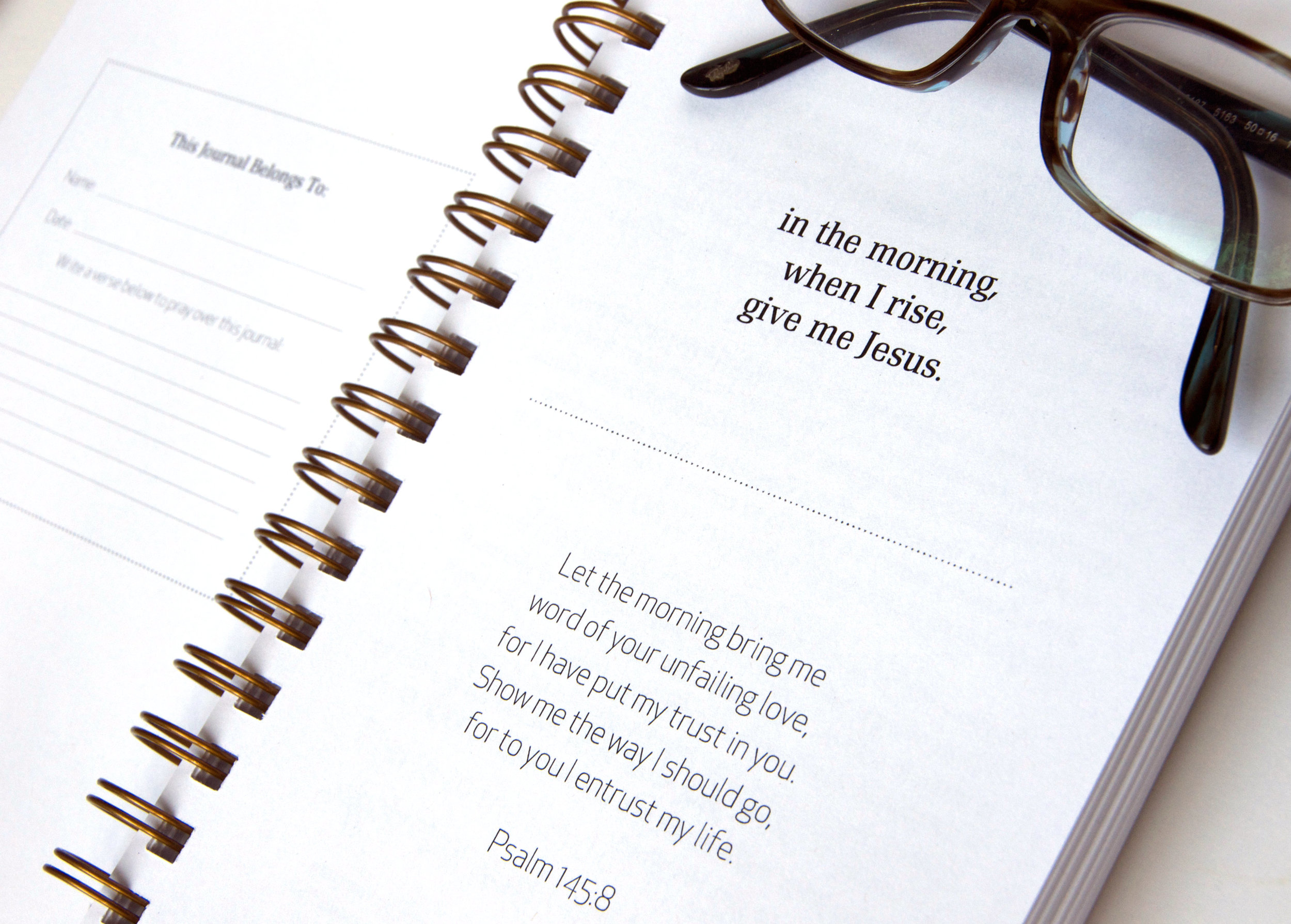 Give Me Jesus Journal